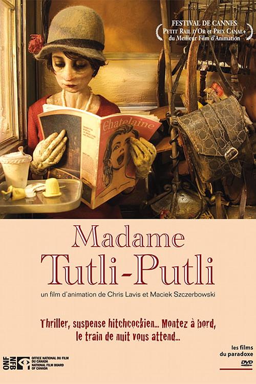 Madame Tutli-Putli affiche